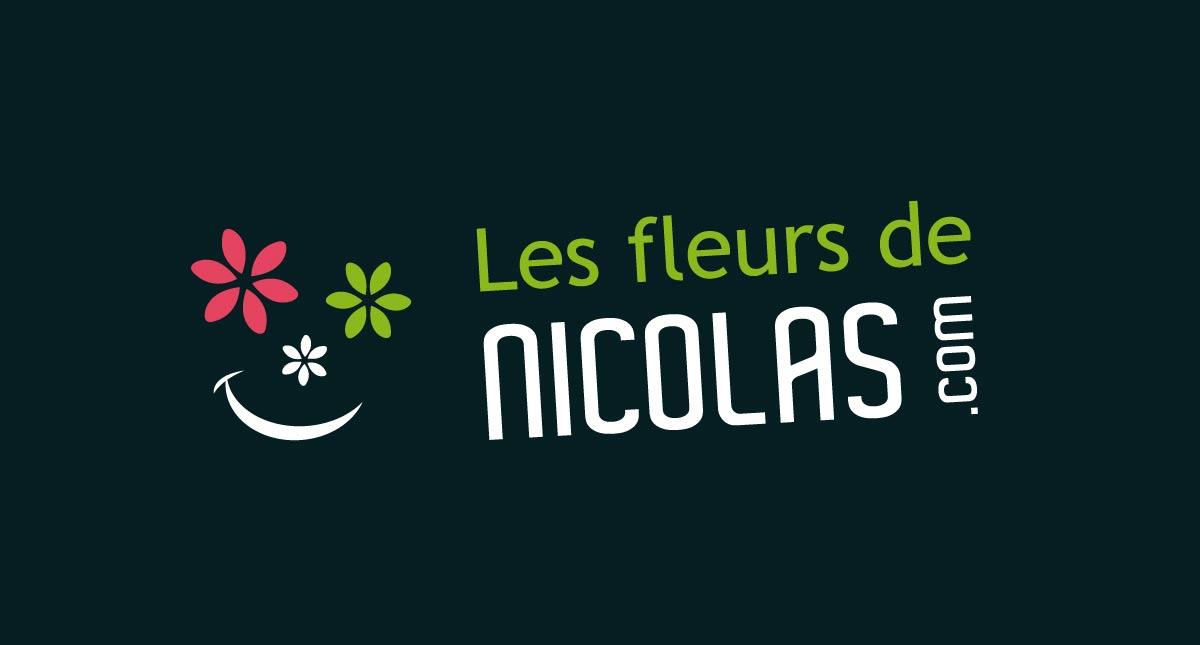 Image projet Logo sur le thème des fleurs